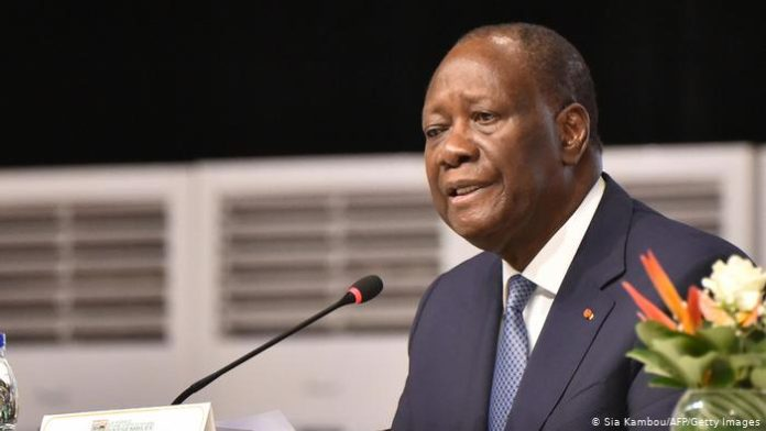 sky news africa Ouattara Wins Election, Opposition Still in the Fight