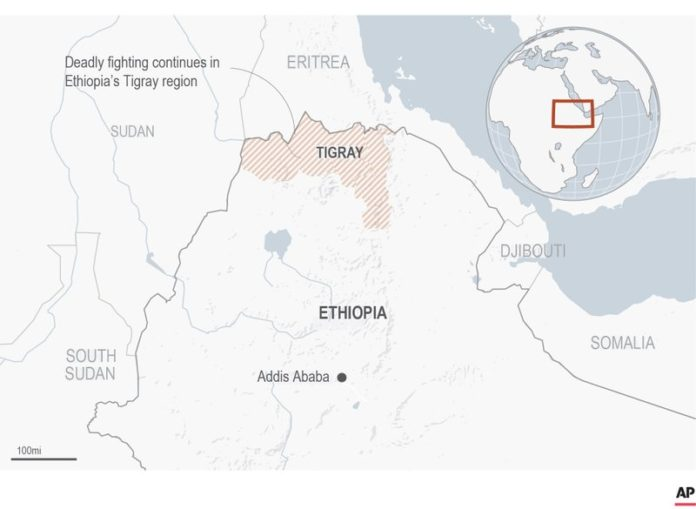sky news africa Sudan braces for up to 200,000 fleeing Ethiopia fighting