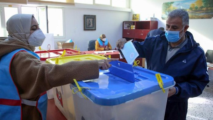 sky news africa Municipal Elections in Libya See Low Turnout