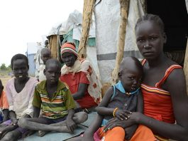 sky news africa South Sudan, nearing 10 years old, struggles for stability