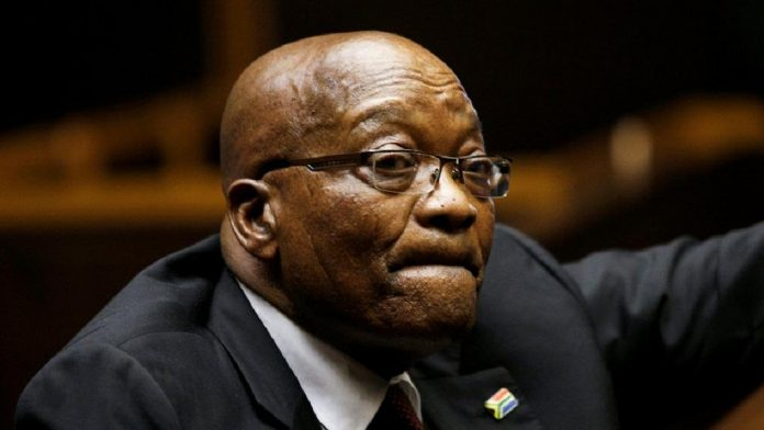 South Africa court orders ex-president to pay his legal fees