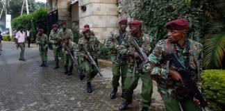 Al-Shabaab hits Nairobi: 14 dead as Kenya secures attacked locations