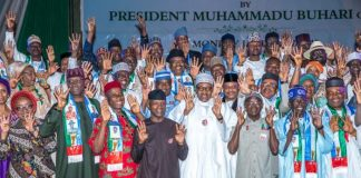 Nigeria's Buhari asks ex gov. to take charge of Campaign Council