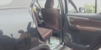 Cameroon governor's convoy attacked - again