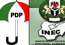 Don't exclude five polling units at supplementary elections - Nigeria's opposition candidate Kefas, tells electoral body