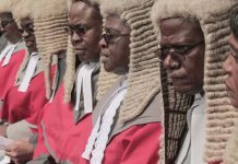 Zimbabwe spent thousands of dollars on judges' wigs -- and people aren't happy