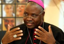 We are convinced beyond doubt that Jesus Christ is God - Nigerian Clergy Kaigama