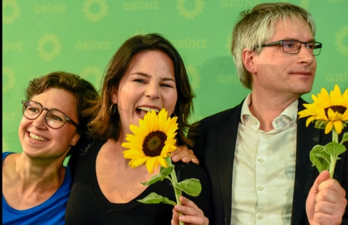 'Green wave' in EU vote amid climate crisis