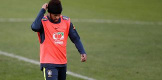 Brazil Football VP asks Neymar to withdraw from Copa America