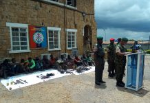 We were using PMS to burn houses before our arrest – Nigeria's Jos crisis suspects