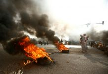 Two dead as Sudan military rulers try to disperse sit-in
