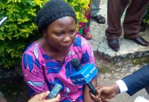 Nigeria's Plateau baby stealer says she wants a child to call her mother