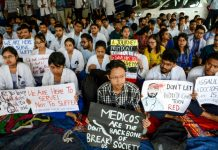 Indian doctors strike over violence from patients and families
