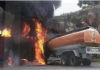 Nigeria fuel truck fire kills at least 50 -governor's spokesman