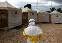 DRC Doctor who survived Ebola inspired to help others