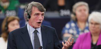 European Parliament chooses new president, completing top EU jobs