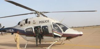 Nigeria deploys helicopters to combat rising insecurity