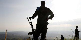 DRC army kills Rwandan Hutu militia commander