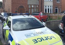 Toddler found alive in house with two dead adults in Staffordshire
