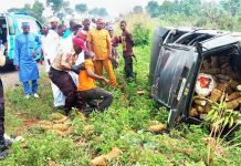 43 die in 9 months on road accident in Nigeria's Plateau