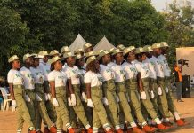 Contribute to nation building Nigeria's Gov. Lalong to NYSC combats