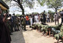 Be firm in dealing with criminals, insurgents Nigerian Army Chief tells troop