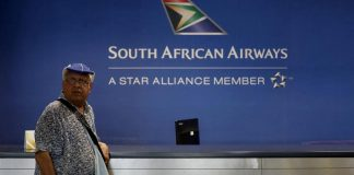 South African Airways suspends all flights as mass strike looms