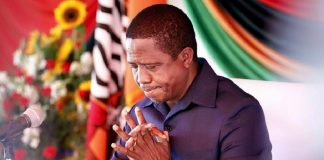 Even animals stay off same-sex relations, we won't budge: Zambia prez