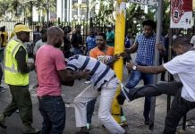 sky news africa Another Xenophobic attack looms in South Africa