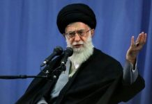 sky news africa Iran willing to negotiate with anyone except US, says supreme leader