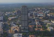 Sky News Africa South Africa's tallest edifice takes shape