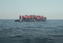skynewsafrica OVER 100 migrants rescued by German NGO