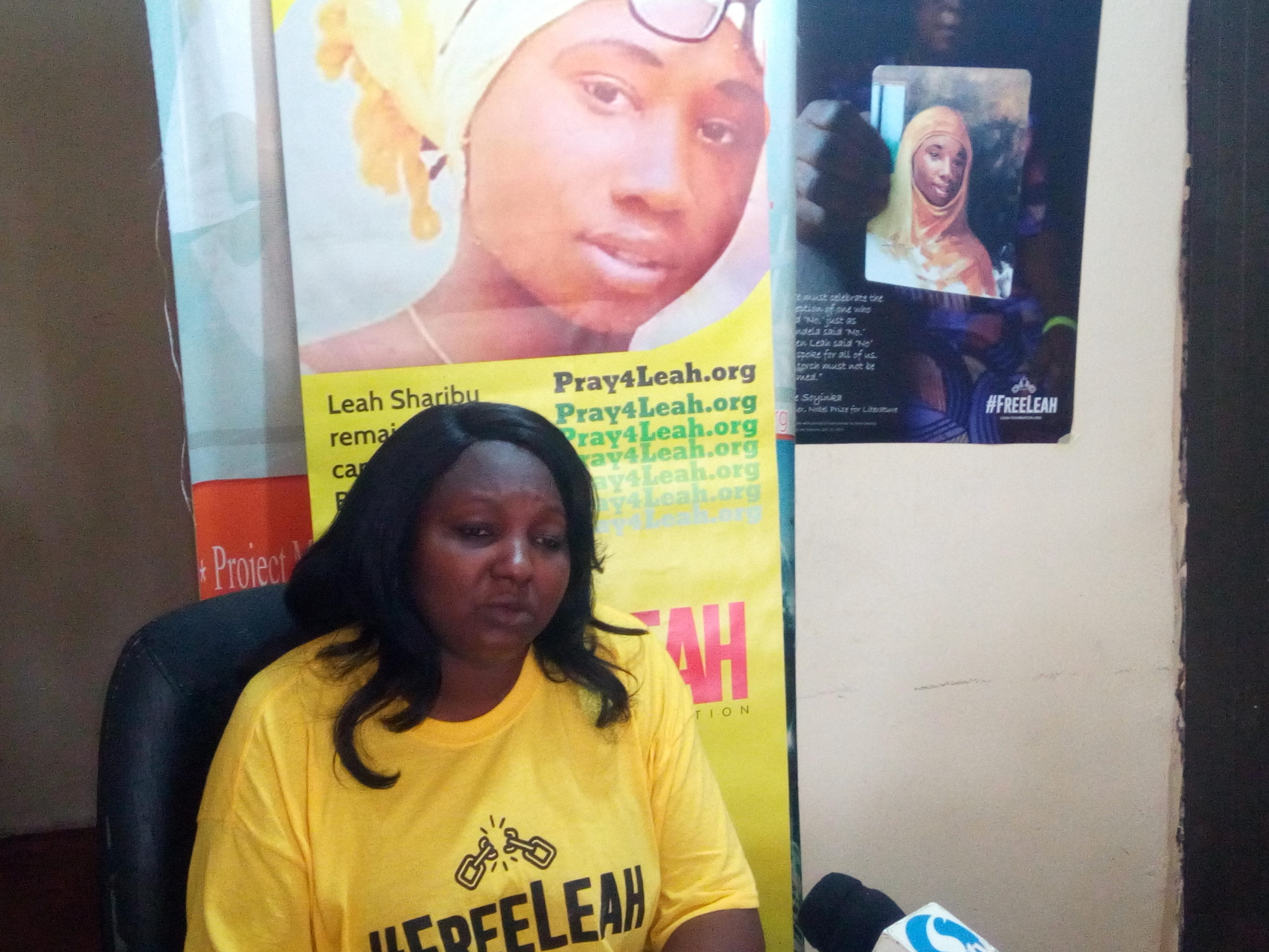 Leah's Abduction: Nigeria now on a watch list of religious right violators