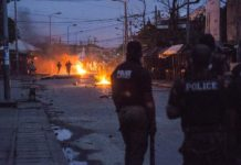 skynewsafrica Anti-lockdown protest in Madagascar over alleged police brutality