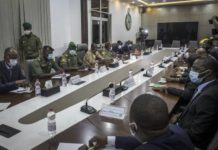 sky news africa Mali junta wants to hold off on elections until 2023