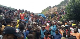 sky news africa More than 50 killed at collapsed gold mine in eastern Congo
