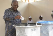 sky news africa Tanzania's president poised to be declared election winner
