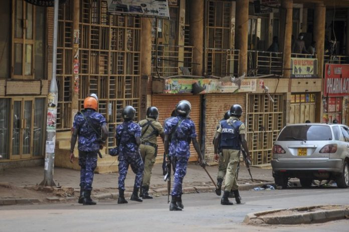 sky news africa Death toll at 37 in Uganda unrest after Bobi Wine's arrest