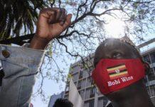 sky news africa Death toll up to 7 in Uganda's unrest after Bobi Wine arrest