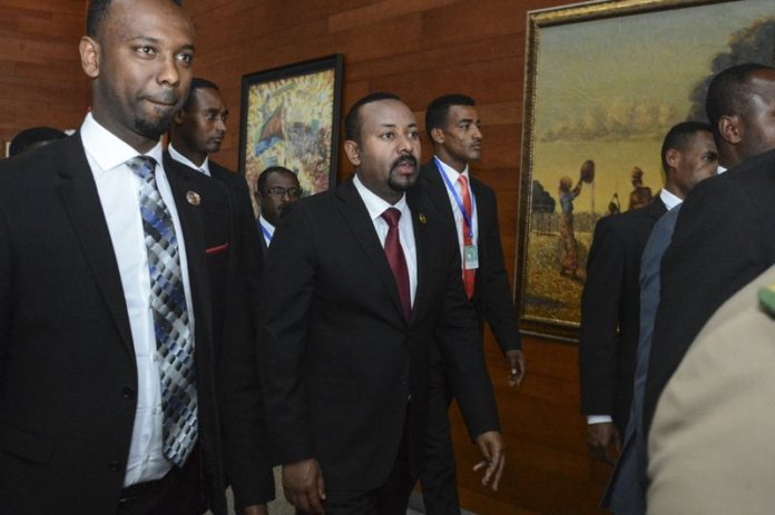 sky news africa Ethiopia nears war as PM orders military into defiant region