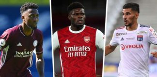 sky news africa Partey to dictate whether Arsenal move for Ndidi or Aouar, claims Campbell