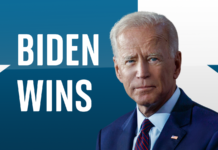 sky news africa Biden says 'I'm honoured you've chosen me' as Trump refuses to concede